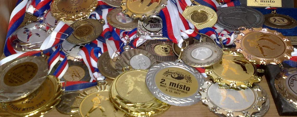 Mé (sportovní) úspěchy